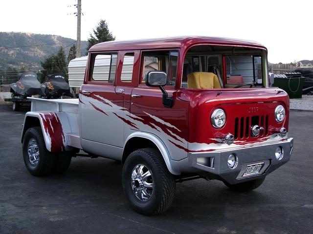 Jeep fc 150 craigslist