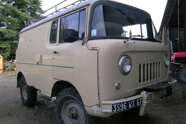 Jeep Fc For Sale >> Jeep M678 For Sale Car Magazine